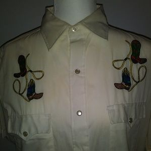 Youngblood Western Snap Down Shirt